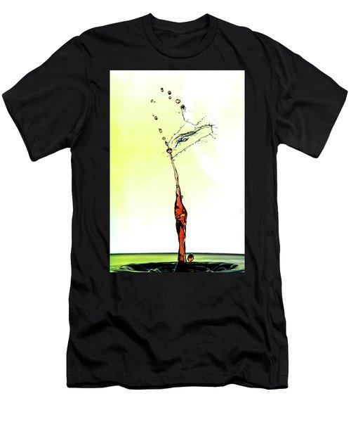 Water Drop #6 Men's T-Shirt (Athletic Fit)