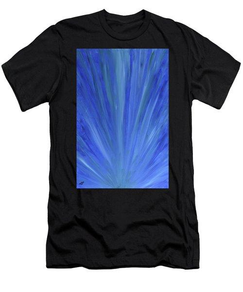 Water Light Men's T-Shirt (Athletic Fit)
