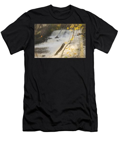 Water Over The Dam. Men's T-Shirt (Athletic Fit)