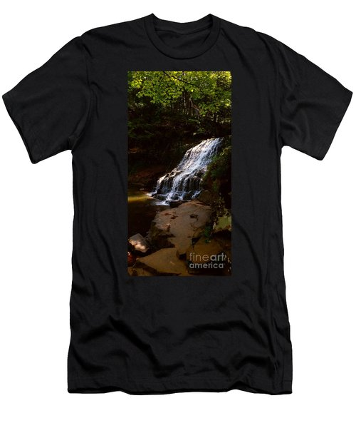 Water Path Men's T-Shirt (Athletic Fit)
