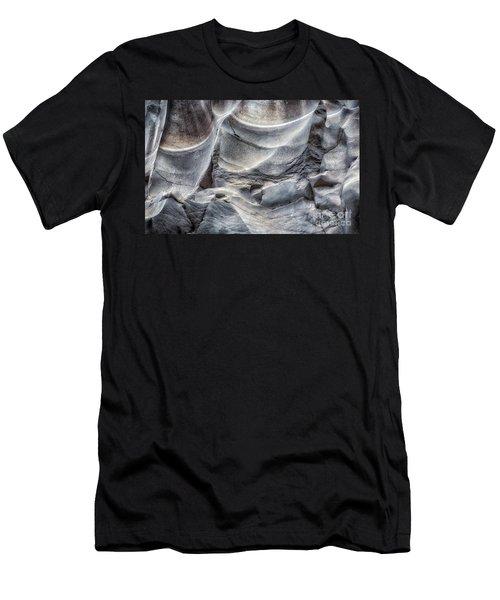 Water Sculpting Rock Art By Kaylyn Franks  Men's T-Shirt (Athletic Fit)