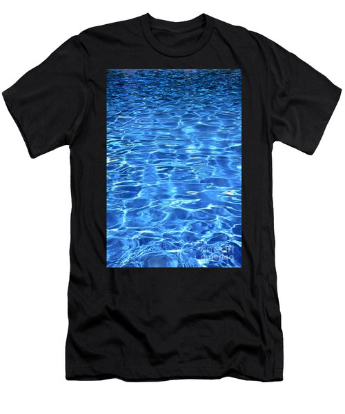Water Shadows Men's T-Shirt (Athletic Fit)