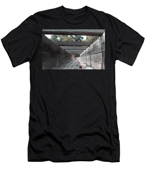 Water Sluce Men's T-Shirt (Athletic Fit)