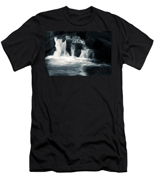 Water Stair Men's T-Shirt (Athletic Fit)