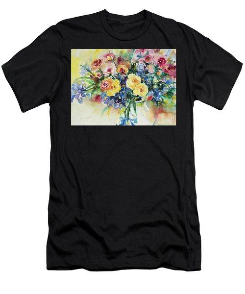 Watercolor Series 62 Men's T-Shirt (Athletic Fit)
