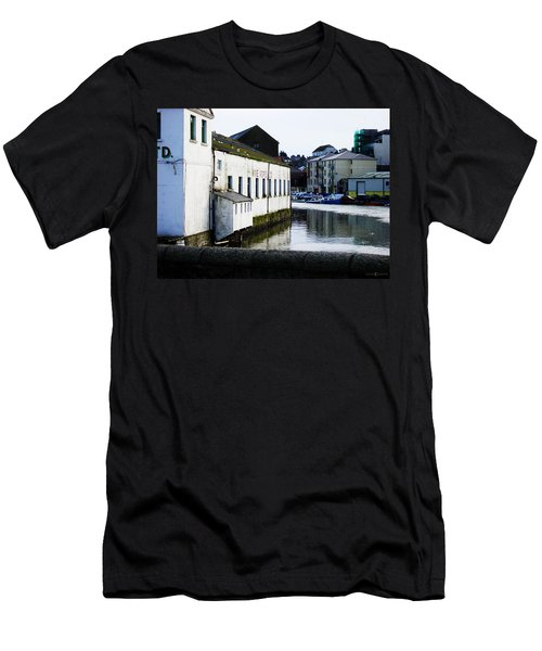 Waterfront Factory Men's T-Shirt (Athletic Fit)