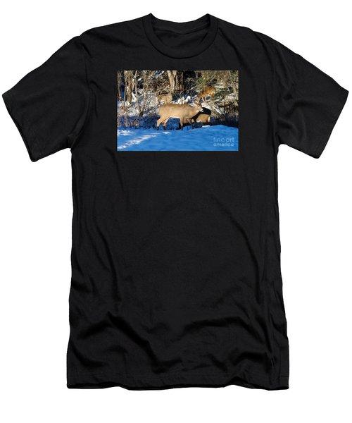 Waterhole Gathering Men's T-Shirt (Athletic Fit)