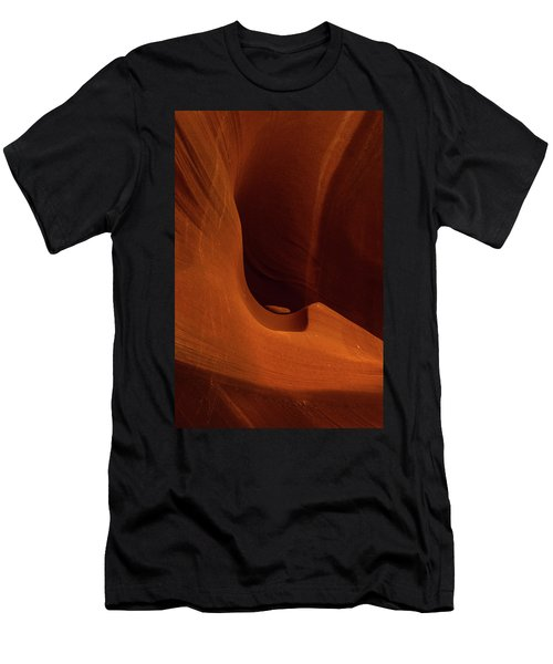 Waterholes Canyon Men's T-Shirt (Athletic Fit)