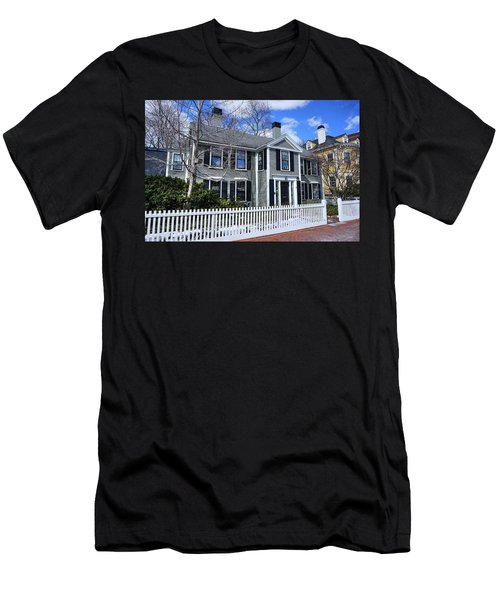 Waterhouse House In Cambridge Men's T-Shirt (Athletic Fit)