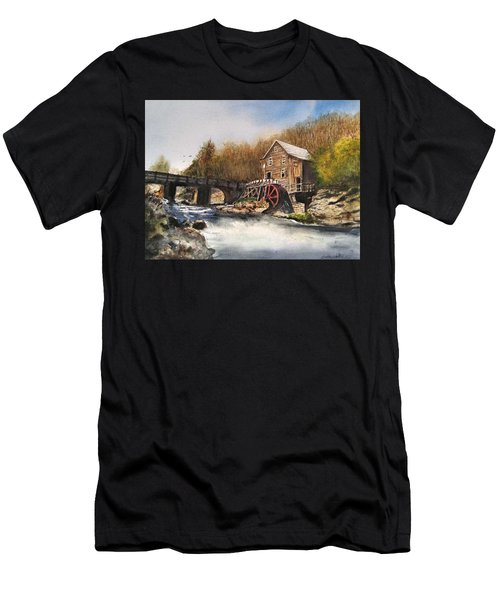 Watermill Men's T-Shirt (Athletic Fit)