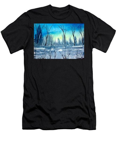 Water's Edge Men's T-Shirt (Athletic Fit)