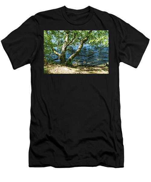 Water's Edge Men's T-Shirt (Athletic Fit)