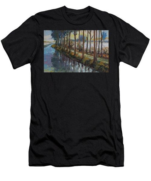 Waterway Men's T-Shirt (Athletic Fit)