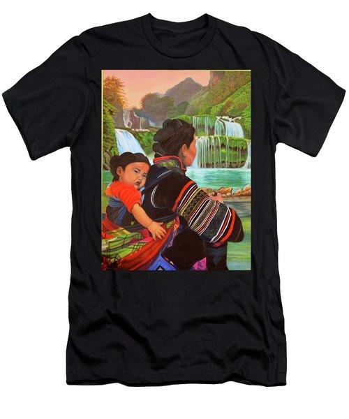 Waterworld Men's T-Shirt (Athletic Fit)