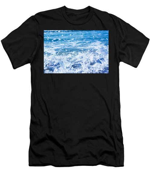 Wave 3 Men's T-Shirt (Athletic Fit)