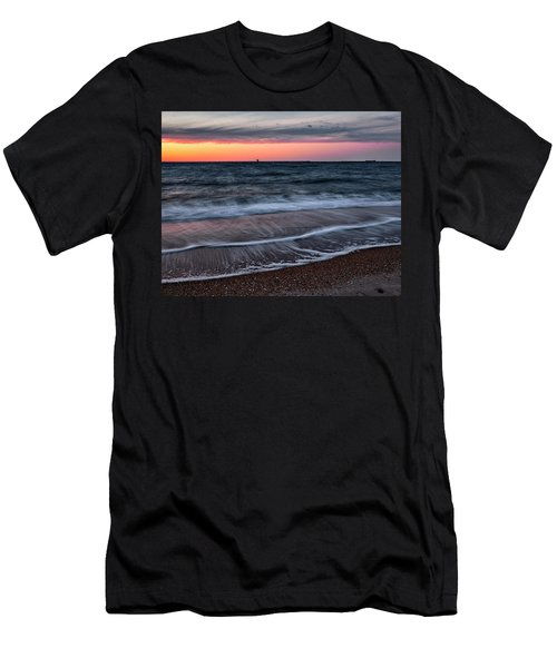Wave After Wave Men's T-Shirt (Athletic Fit)