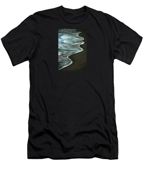 Waves Of The Future Men's T-Shirt (Athletic Fit)