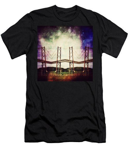Way To The Stars Men's T-Shirt (Athletic Fit)