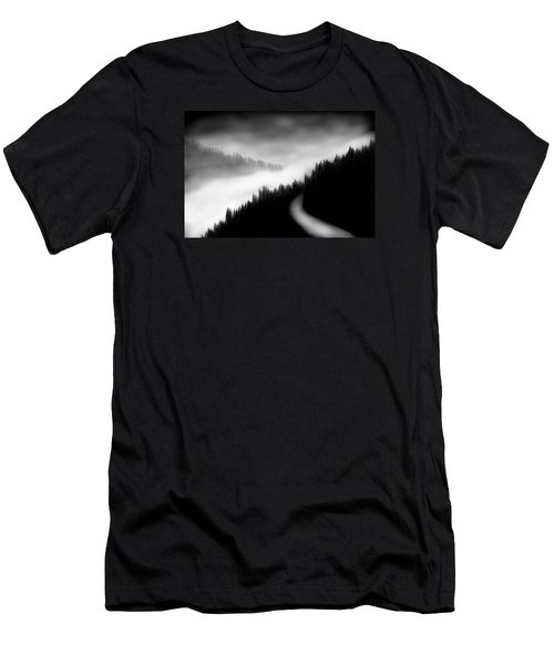 Way To The Unknown Men's T-Shirt (Athletic Fit)