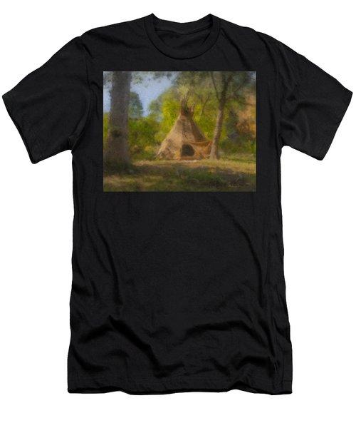 Wayne And Karen's Teepee Men's T-Shirt (Athletic Fit)