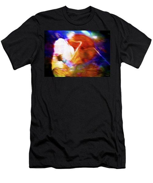 Wayne Shorter   Digital Watercolor Paintings Men's T-Shirt (Athletic Fit)