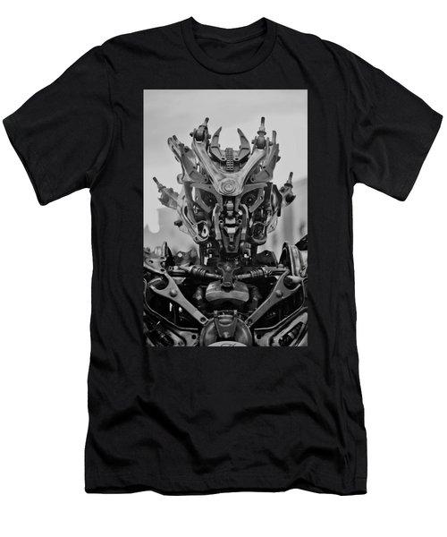 Wd 40 Men's T-Shirt (Athletic Fit)