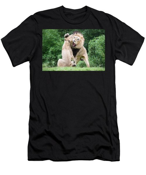 We Are Only Playing Men's T-Shirt (Athletic Fit)