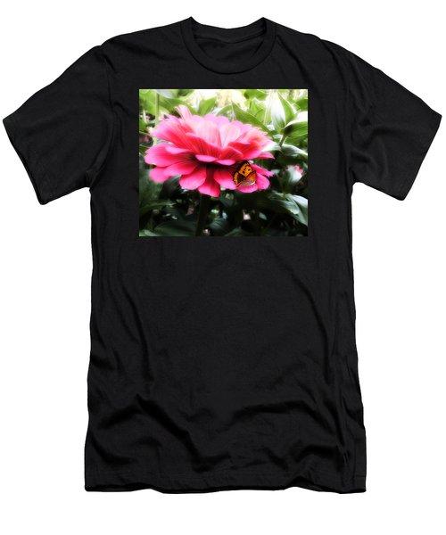We Belong Together Men's T-Shirt (Slim Fit) by Gabriella Weninger - David