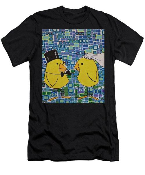 We Do Men's T-Shirt (Athletic Fit)