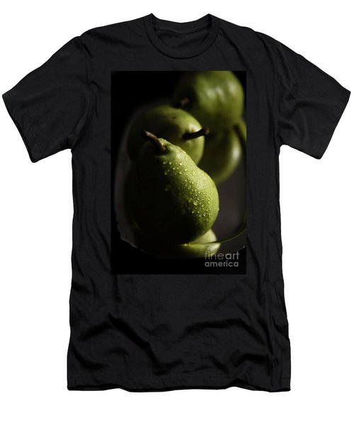 We Three Pears Men's T-Shirt (Athletic Fit)