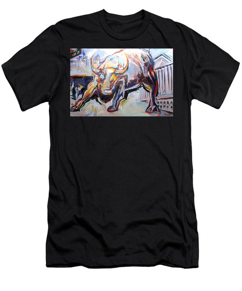 Wealth Men's T-Shirt (Athletic Fit)