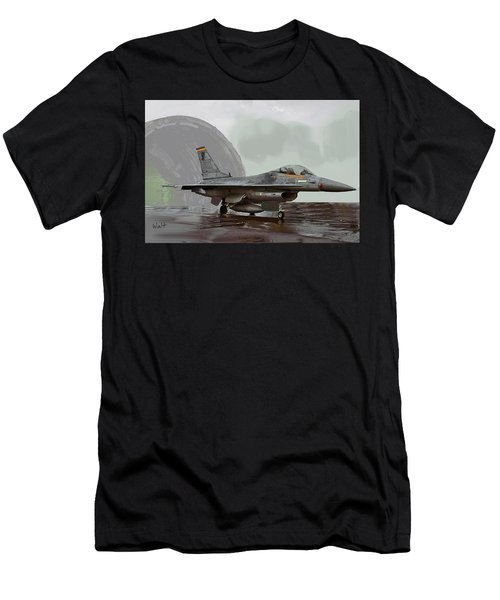 Weather Day Men's T-Shirt (Athletic Fit)