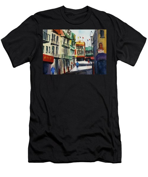 Waverly Place Men's T-Shirt (Athletic Fit)