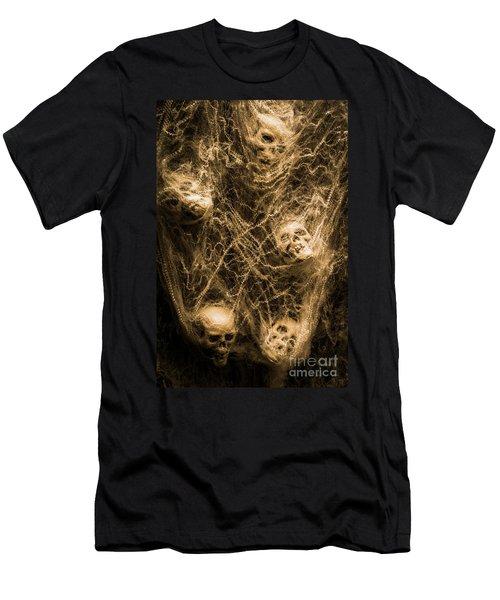 Web Of Entrapment Men's T-Shirt (Athletic Fit)