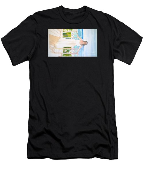 Wedding At The Ritz In Naples Men's T-Shirt (Athletic Fit)