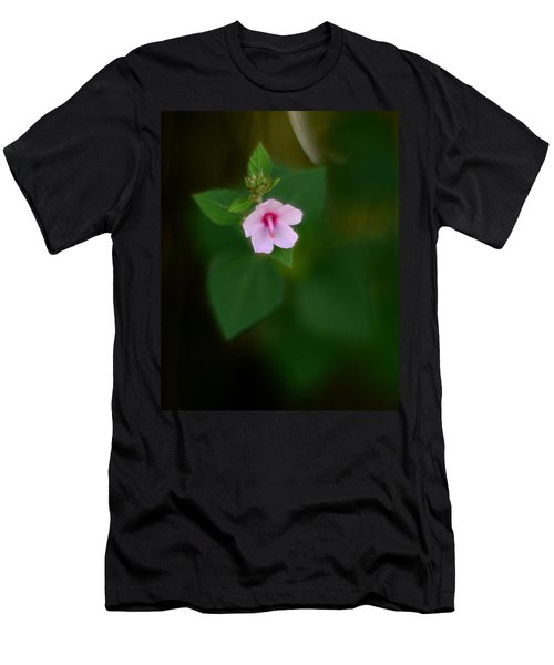 Weed Flower 907 Men's T-Shirt (Athletic Fit)
