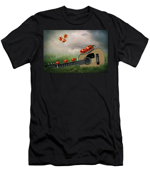 Week-end Bugs Men's T-Shirt (Athletic Fit)