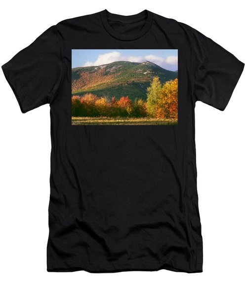 Welch And Dickey Mountains Men's T-Shirt (Athletic Fit)