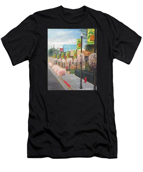 Welcome To Vernal Men's T-Shirt (Athletic Fit)