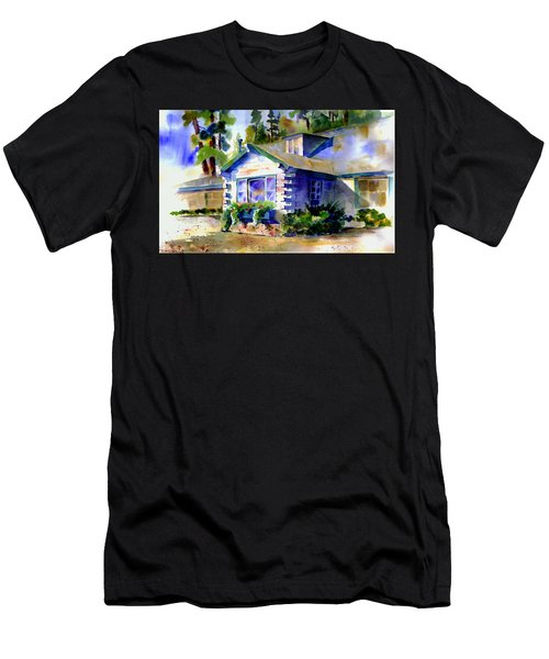 Welcome Window Men's T-Shirt (Athletic Fit)