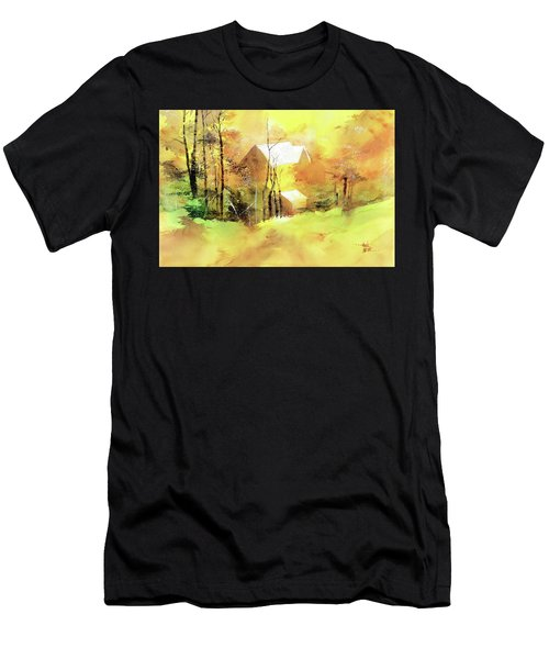 Welcome Winter Men's T-Shirt (Athletic Fit)