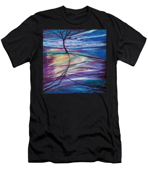 Well Rooted Men's T-Shirt (Athletic Fit)