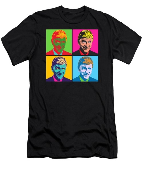 Wenger A La Warhol Men's T-Shirt (Athletic Fit)
