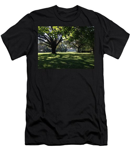 Wesley House Men's T-Shirt (Athletic Fit)