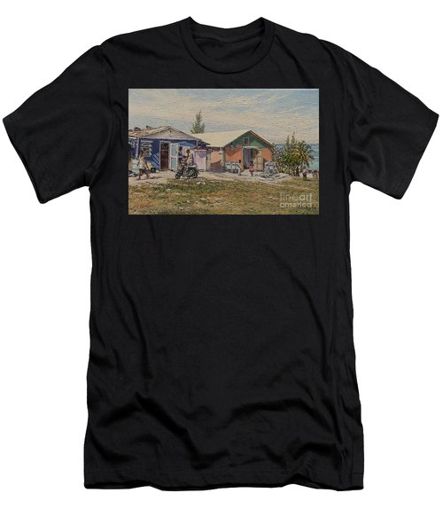 West End - Russell Island Men's T-Shirt (Athletic Fit)