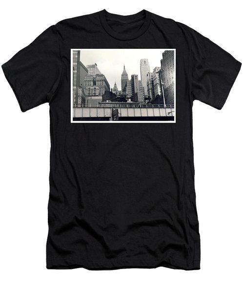 West Side Highway Men's T-Shirt (Athletic Fit)