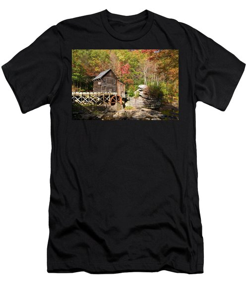 West Virginia Mill Men's T-Shirt (Athletic Fit)