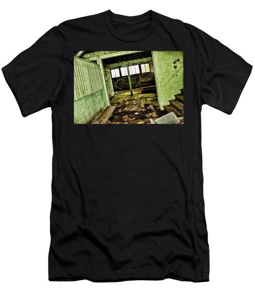 Men's T-Shirt (Slim Fit) featuring the photograph Westbend by Ryan Crouse