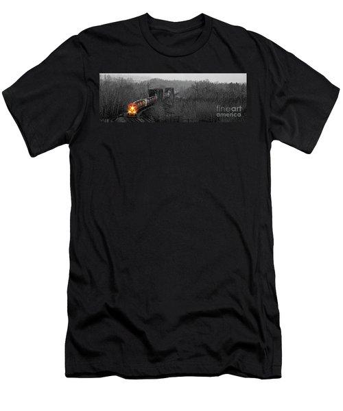 Westbound Grain Men's T-Shirt (Athletic Fit)