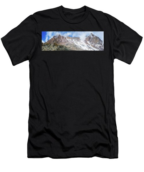 Western Breach Pano Men's T-Shirt (Athletic Fit)
